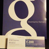 Coupon Google Adwords da 200 euro